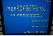 Kode Bank untuk Transaksi ATM dan SMS Banking
