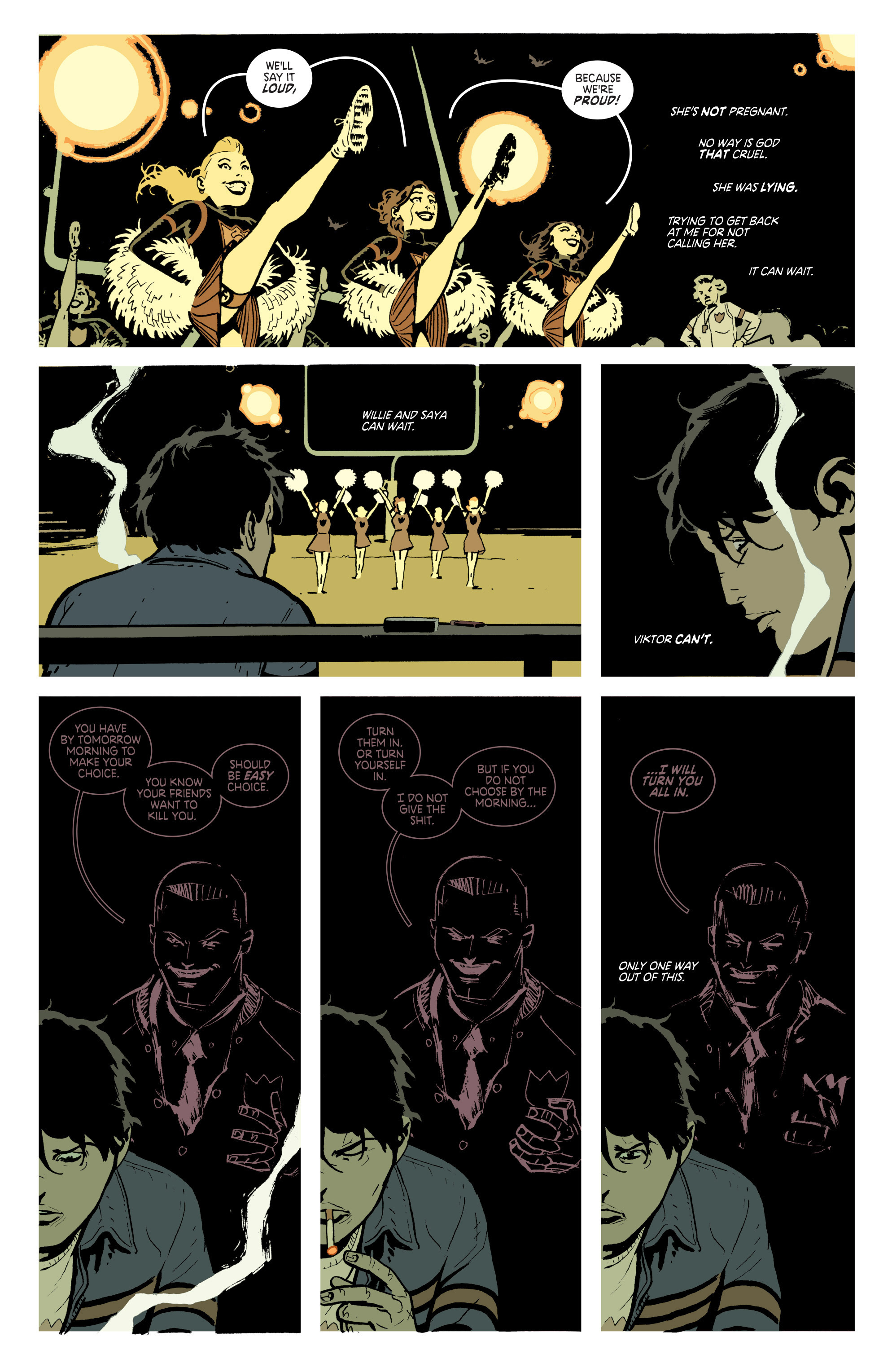 Read online Deadly Class comic -  Issue # _TPB 3 - 98