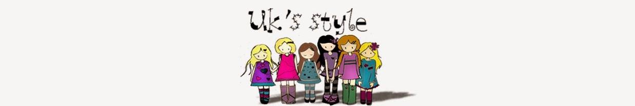 Uklea's style