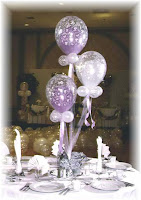 Balloon Centerpieces For Decorations