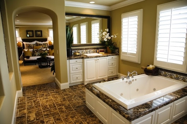 best bathroom wall paint colors