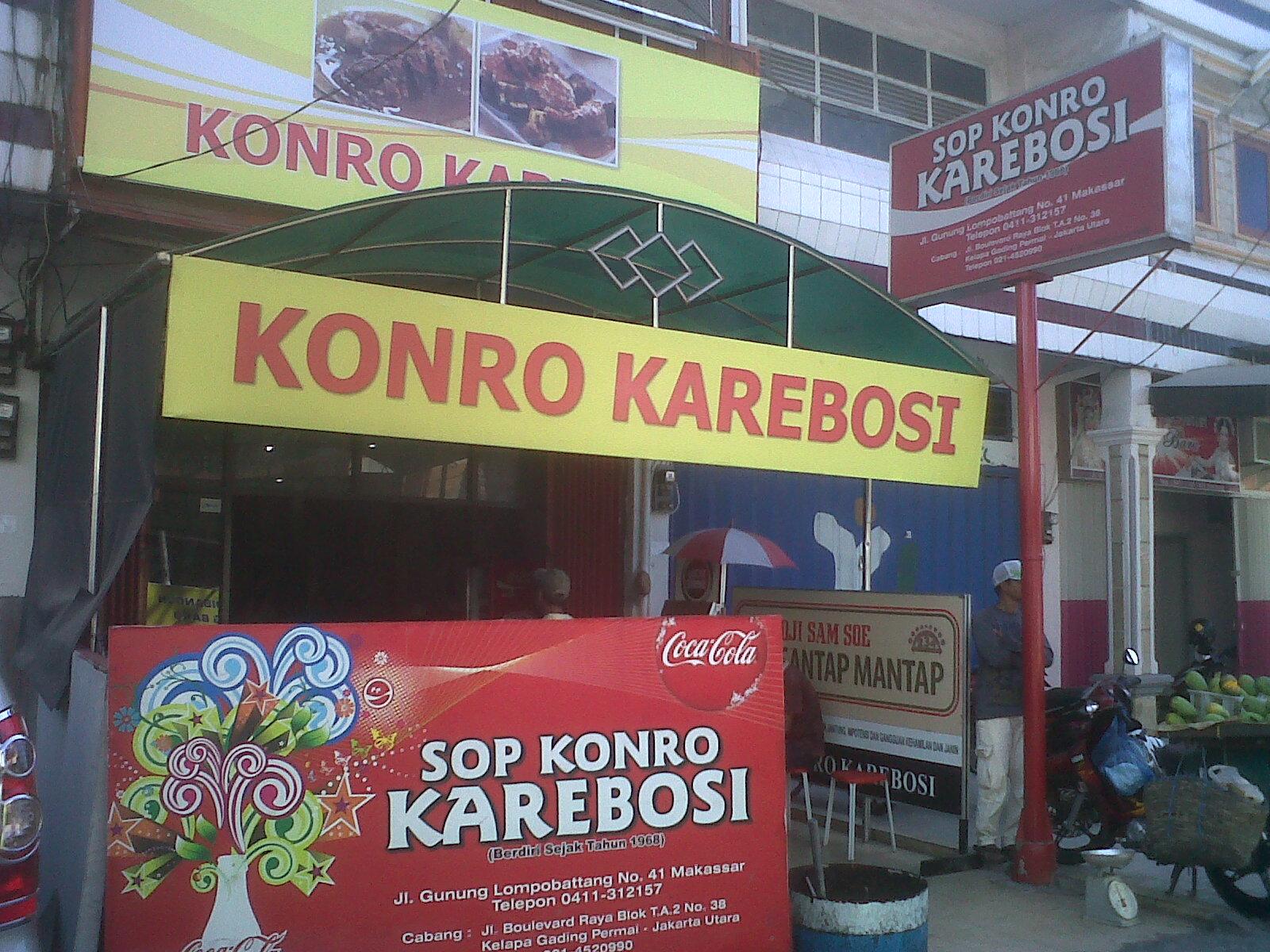enak untuk menikmati Sop Konro di Makassar adalah Rumak Makan sop ...