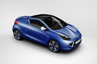 2011 Renault Wind Gordini goes topless in Geneva