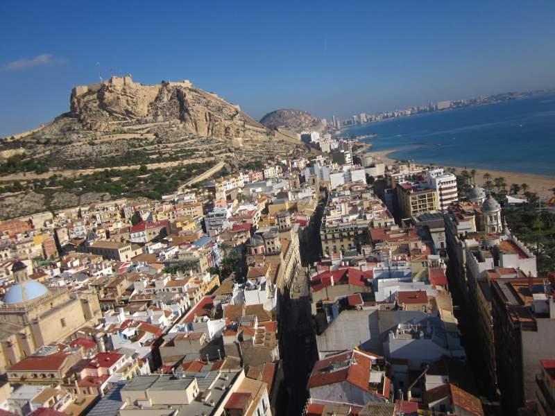 turismo foto Alicante