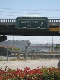 Northbound I-5 Carmenita Rd. Ramp Closures ~ Caltrans ...