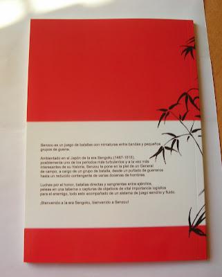 Libro reglamento Senzou contraportada