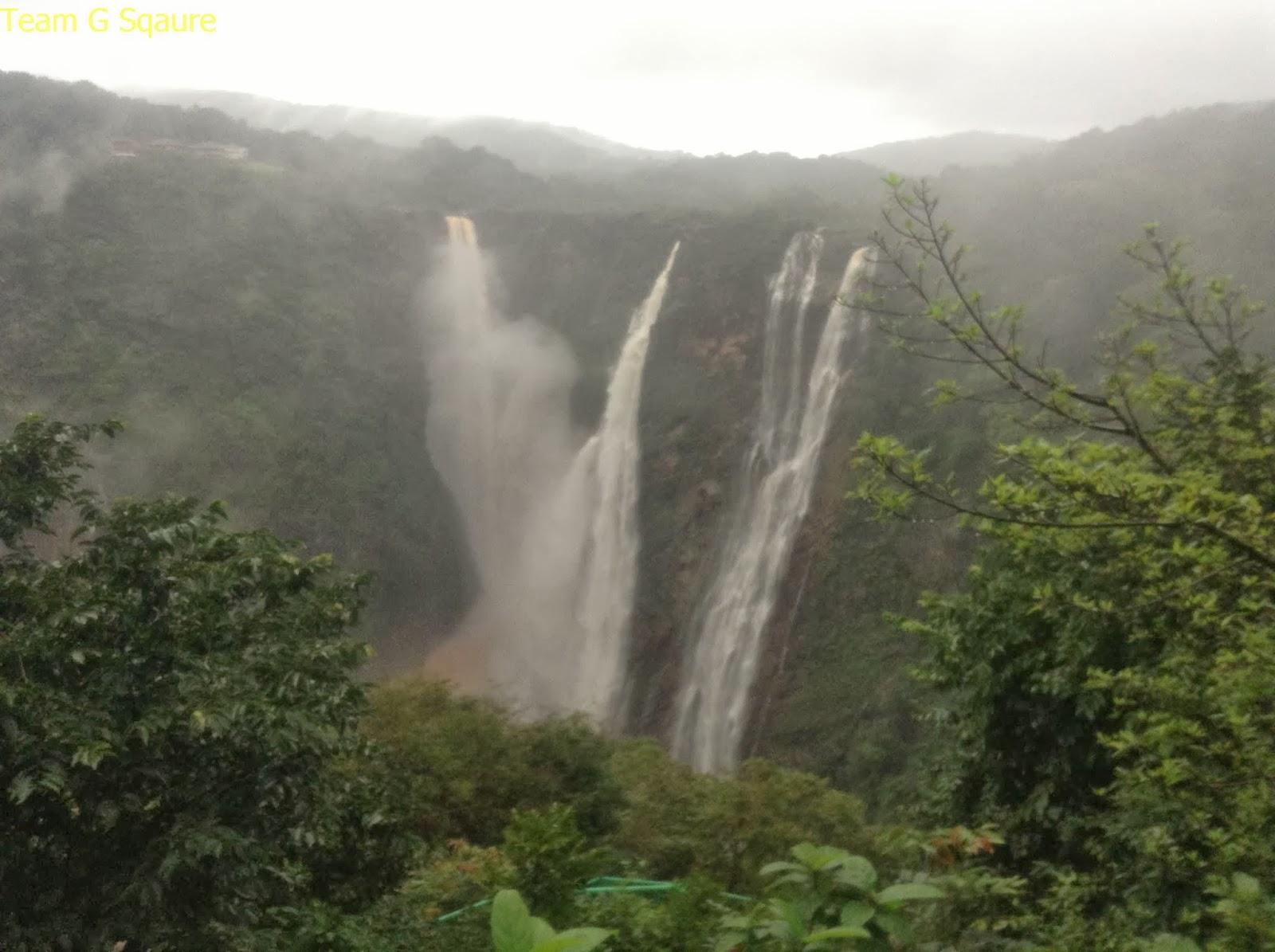 Jog Falls, Sagar