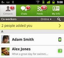 aplicaciones android mensajeria