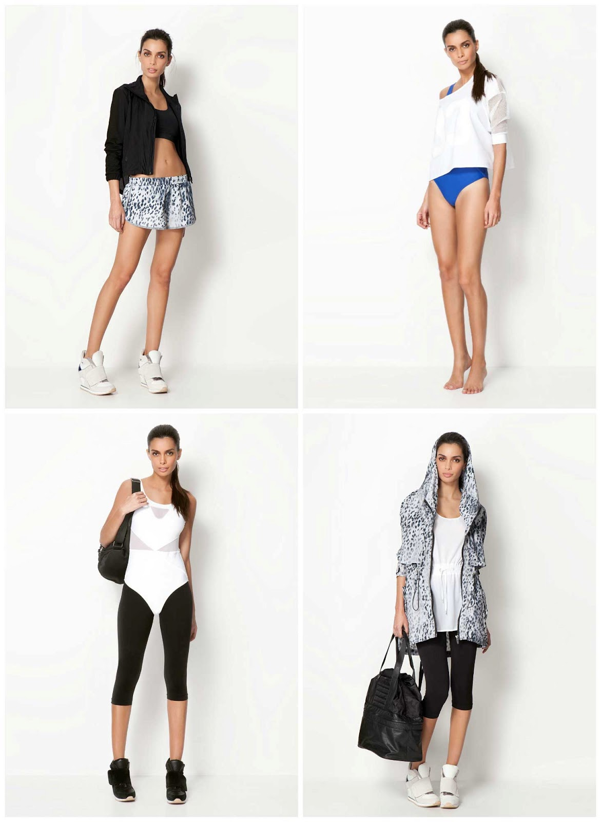Thader Tendencias: Sport Collection by Bershka.