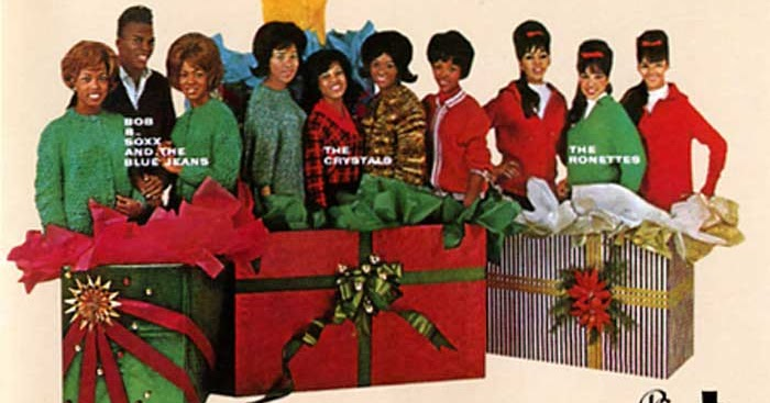 Album Reviews with Jack Evans: #73: Phil Spector - A Christmas ...