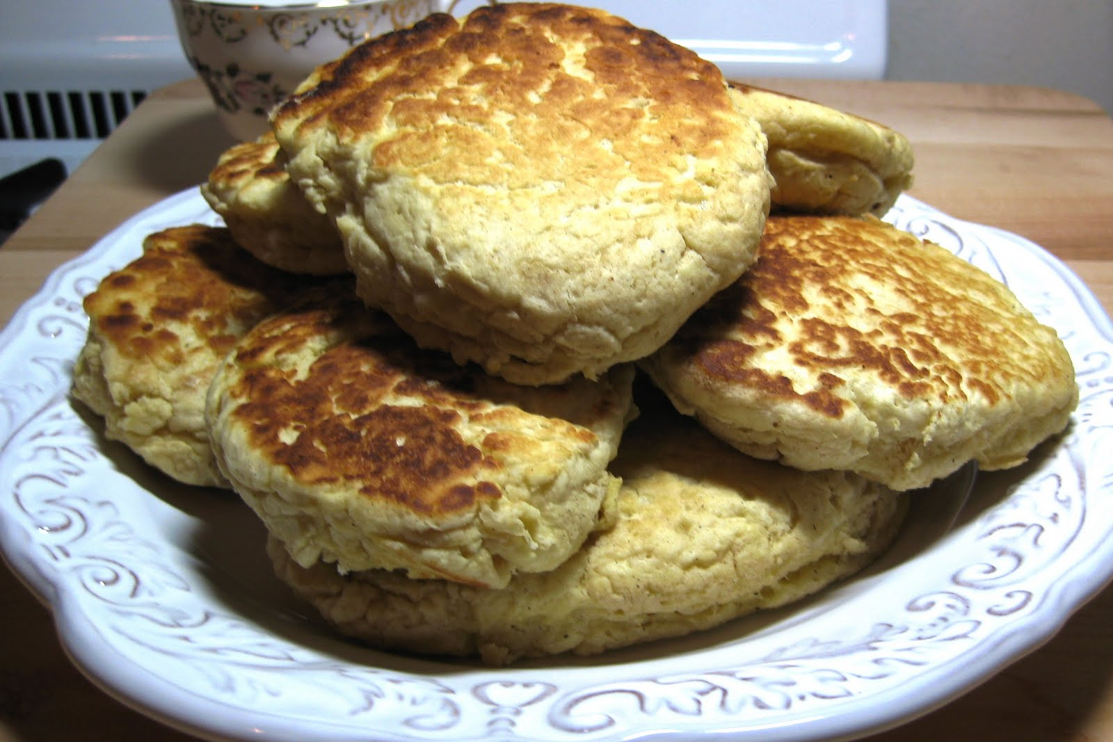 Queen Elizabeth's Drop Scones