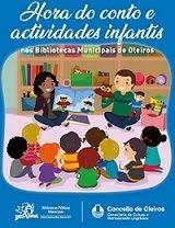 Hora do conto e actividades infantís