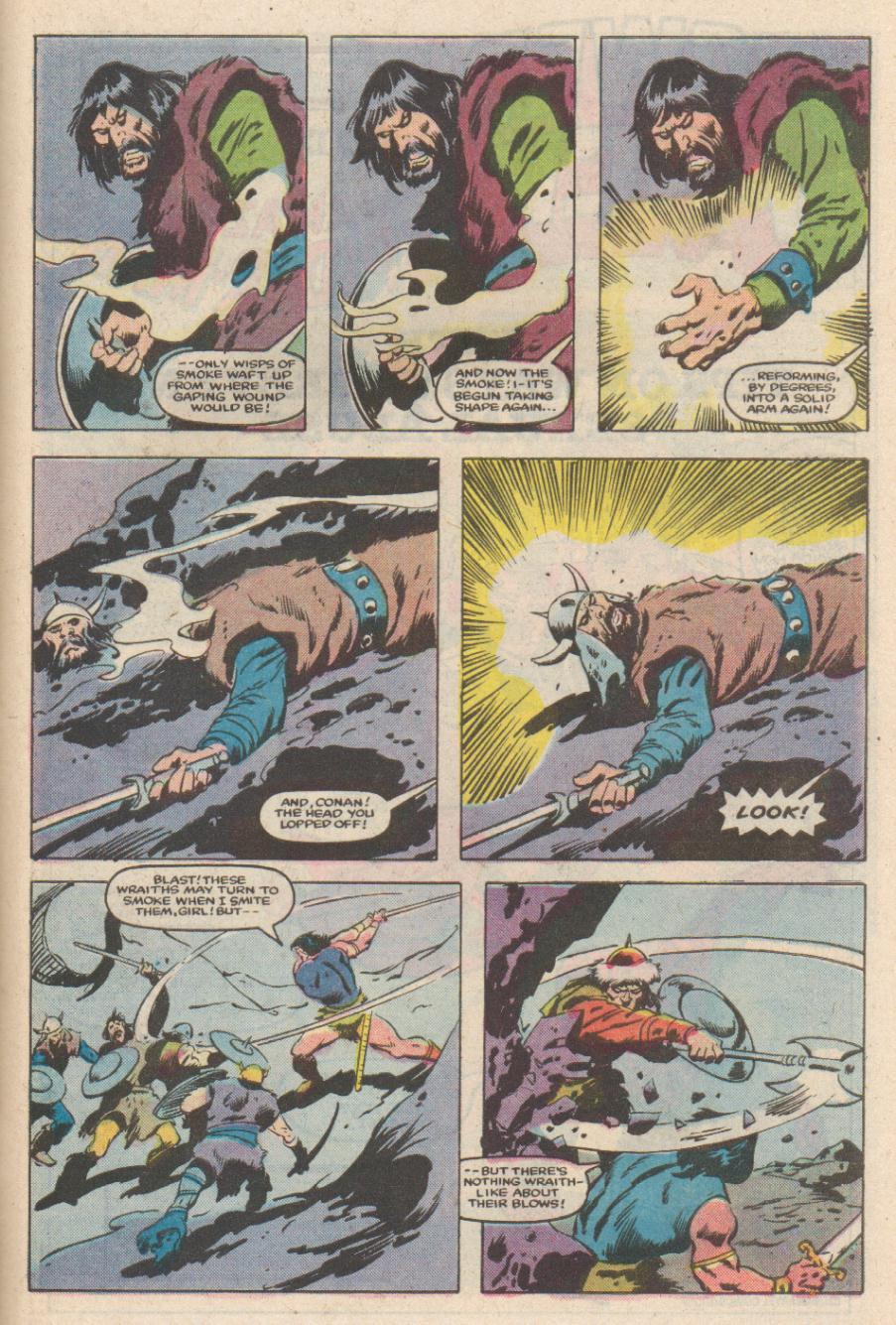 Conan the Barbarian (1970) Issue #169 #181 - English 20