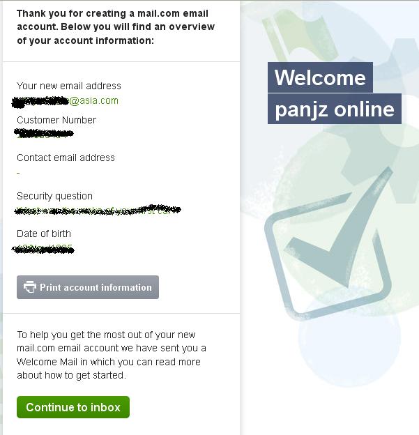Cara Buat E-mail Mirip Domain Premium