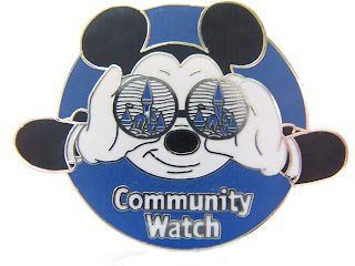 Fake Disney Scrapper Pin
