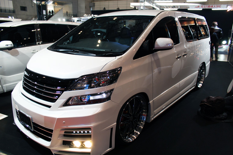 Leopaul 39 s blog the cars of 2013 tokyo auto salon part two for 2013 tokyo auto salon
