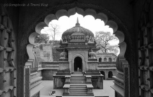 Devi Ahilya Fort Maheshwar