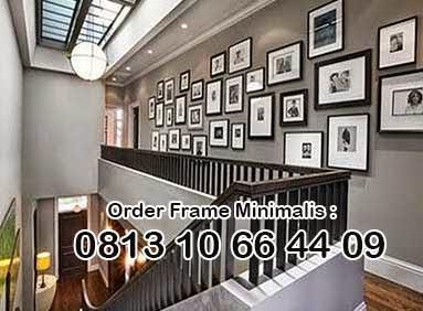 Jual Frame Foto Minimalis