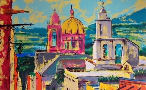 San Miguel Spring