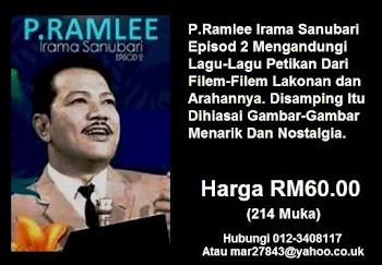 """""""P.RAMLEE IRAMA SANUBARI EPISOD 2"""""""