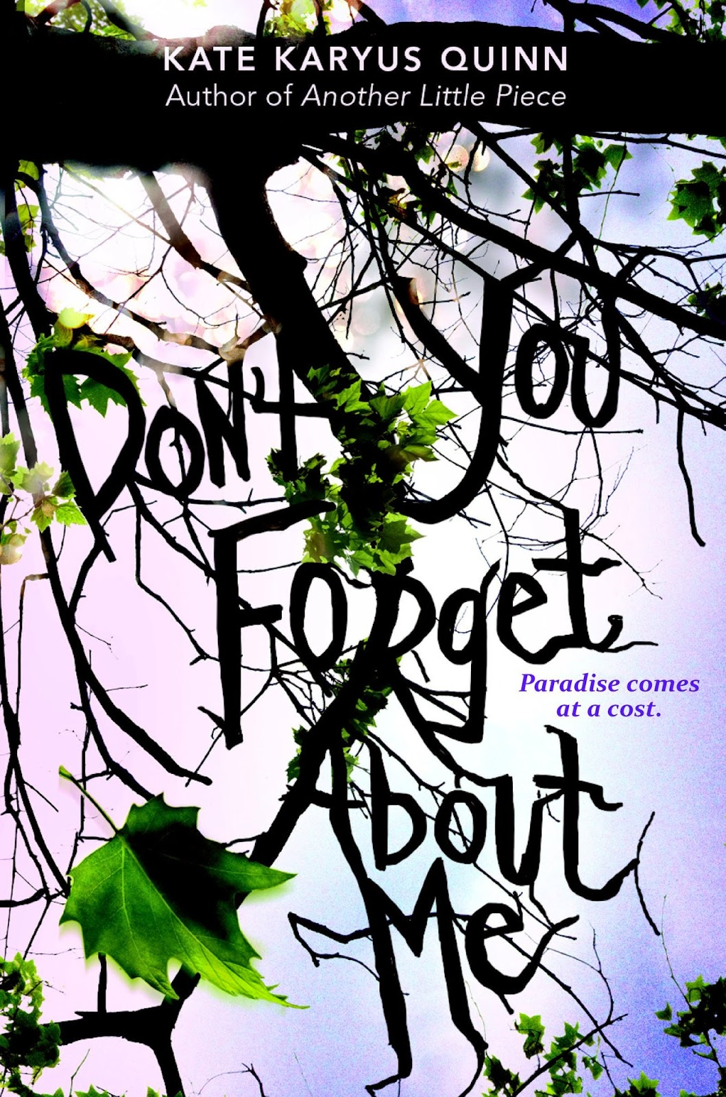 https://www.goodreads.com/book/show/18820442-don-t-you-forget-about-me