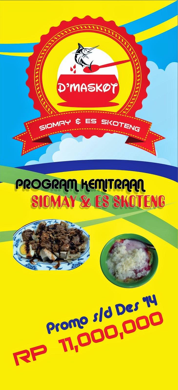 Kemitraan Bisnis Somay + Es Skoteng