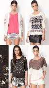 En faldas y shorts domina el estilo étnico. Son muy bonitos los shorts con . bershka moda primavera verano punto