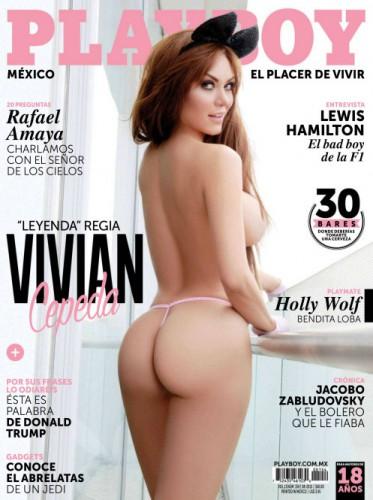 Playboy – Agosto 2015