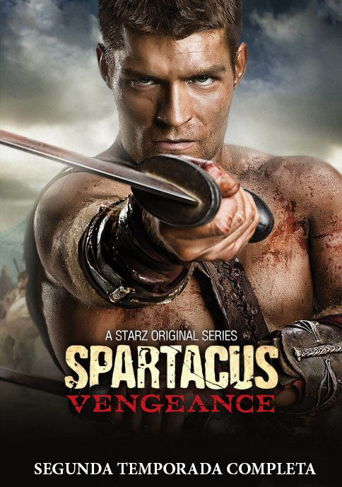 Spartacus 2ª Temporada Completa Torrent – BluRay 720p Dublado