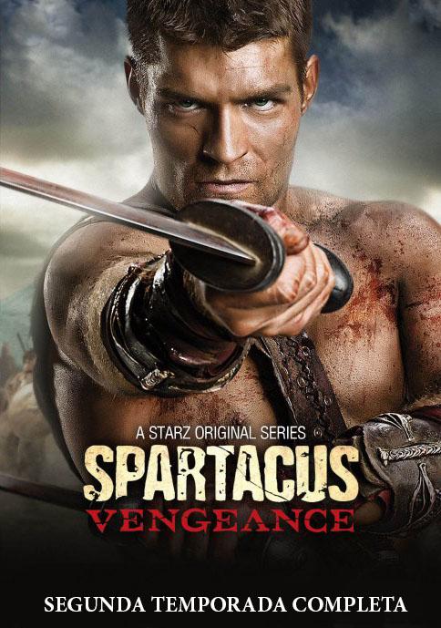 Spartacus 2ª Temporada Completa Torrent – BluRay 720p Dublado