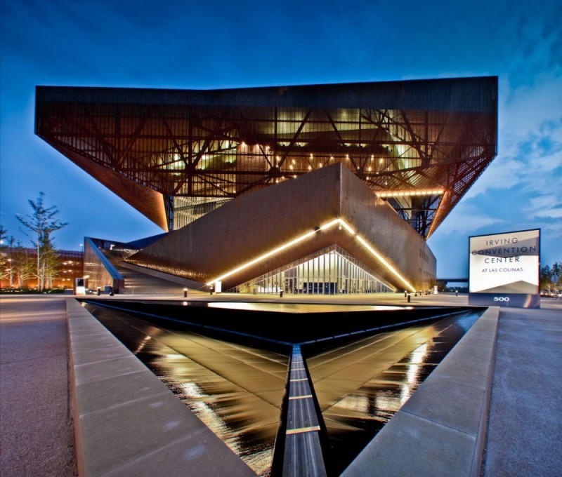 Irving Convention Center by RMJM