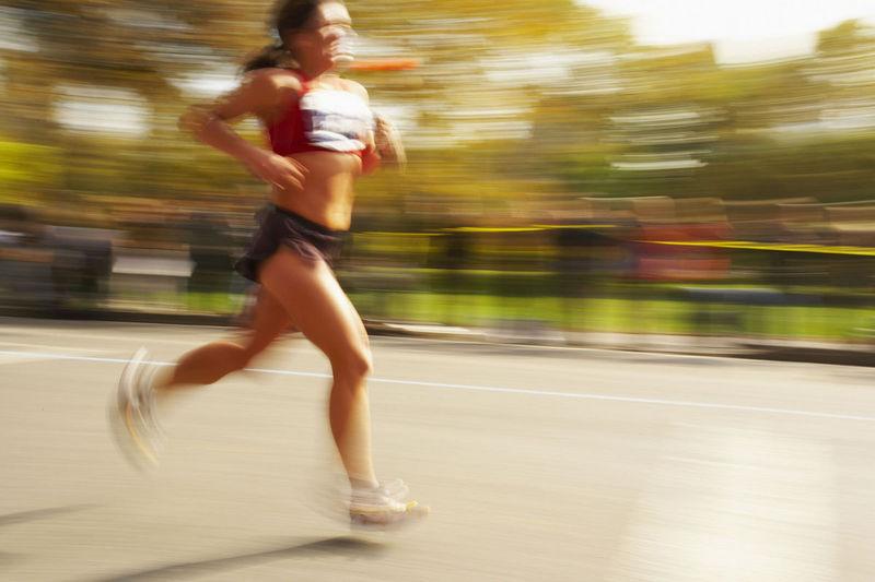 Как сделать так чтоб бегать быстрее
