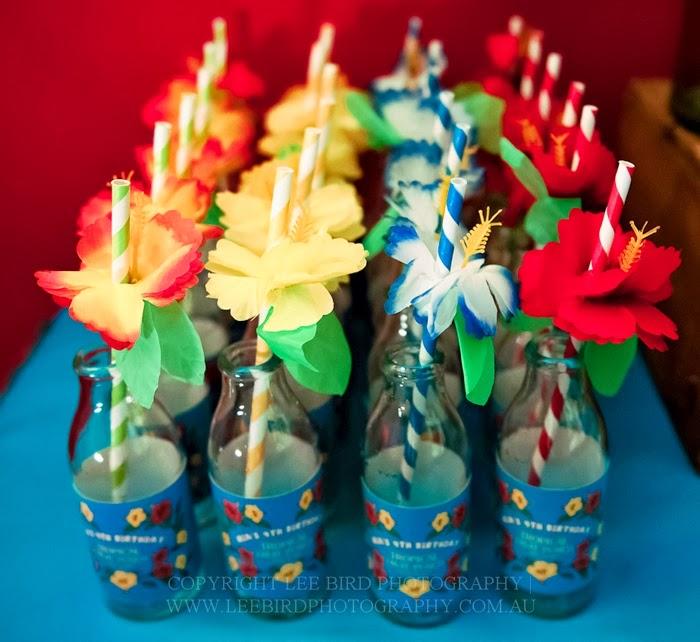 Decoracion Hawaiana Facil ~ Ventana de inspiraci?n] Decoraci?n para una fiesta tropical