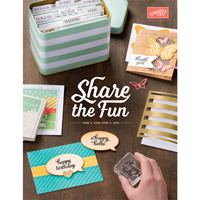 Stampin'UP!'s Annual Catalog
