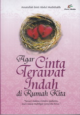 beli buku agar cinta terawat indah di rumah kita diskon best seller rumah buku iqro