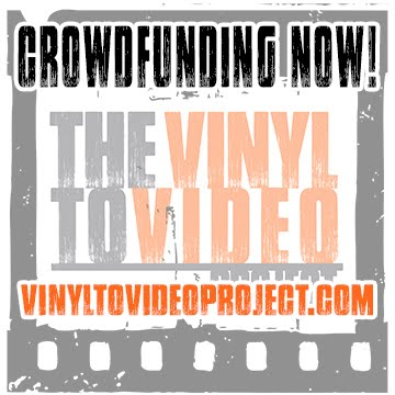 Vinyl to Video Project