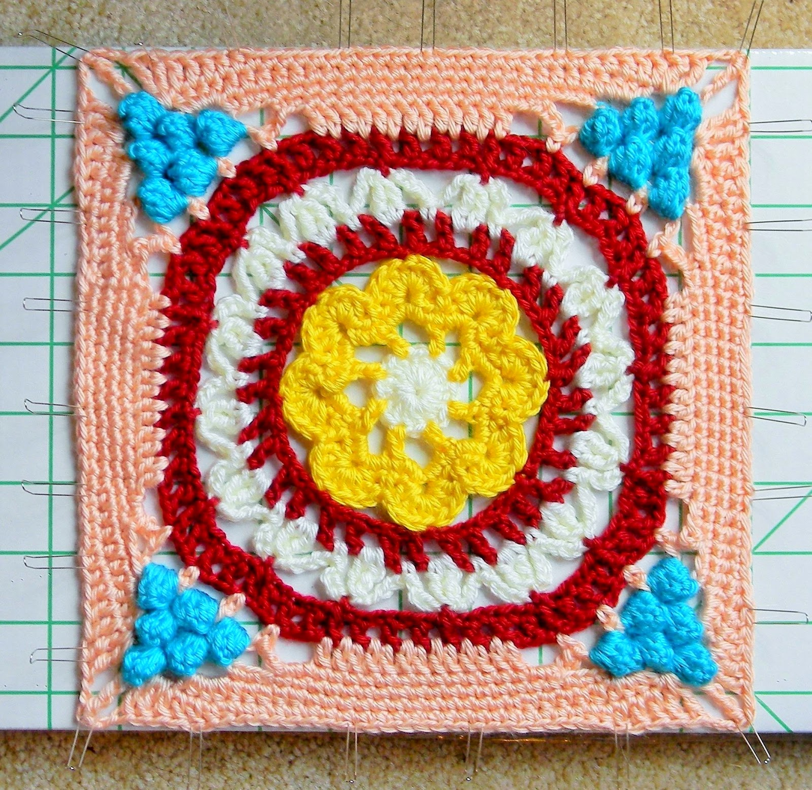 Cathedral Converts Granny Square