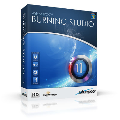Ashampoo Burning Studio v11