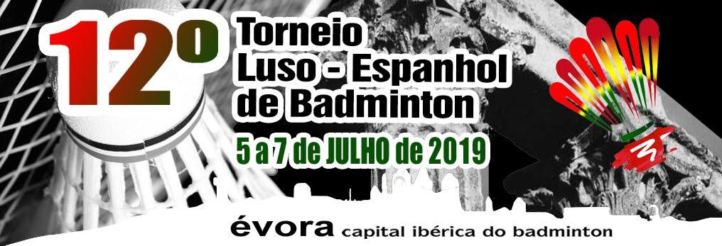 Torneio Luso-Espanhol de Badminton | Évora