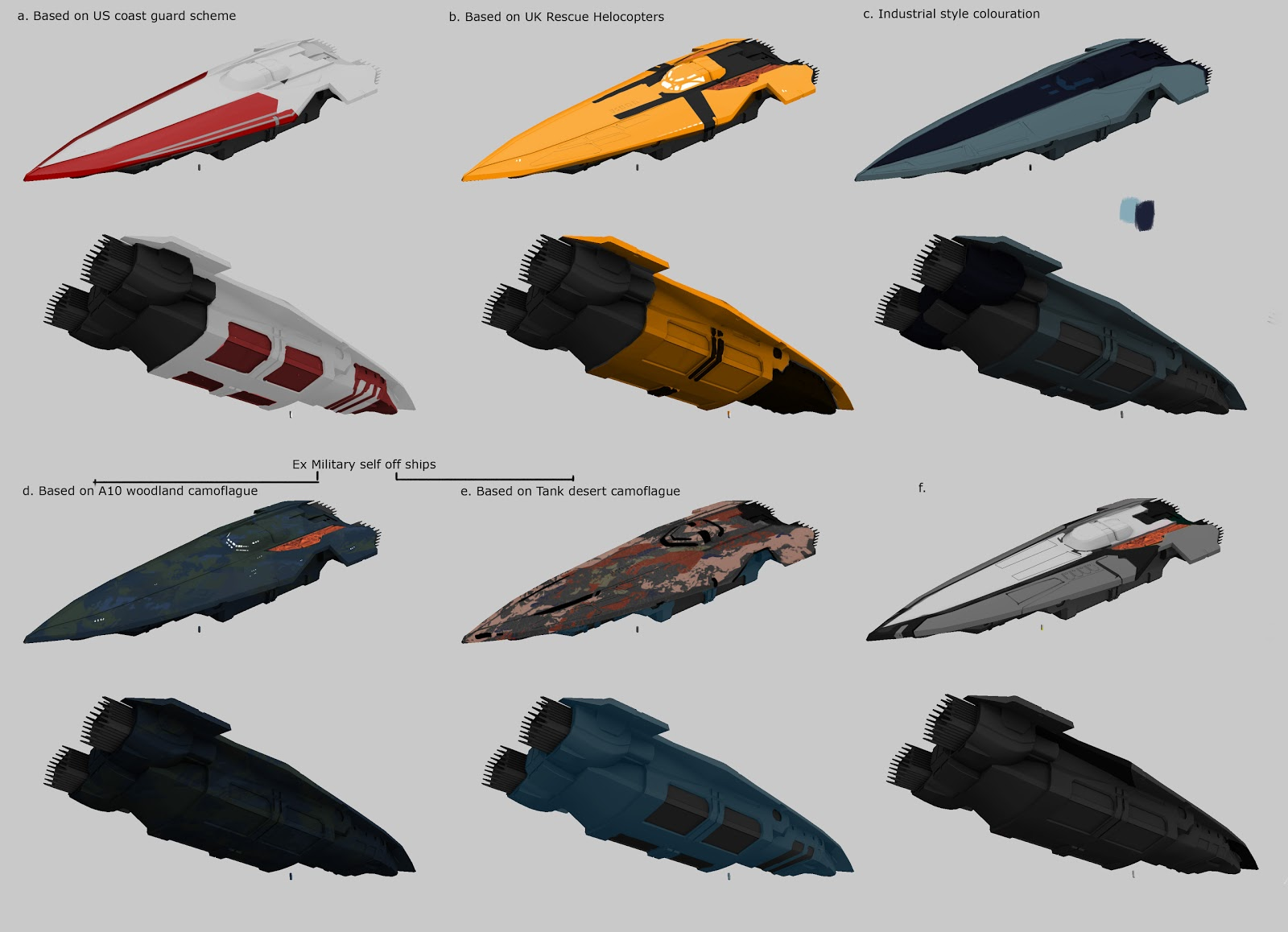 Star Citizen (PC) Anaconda_ideas01