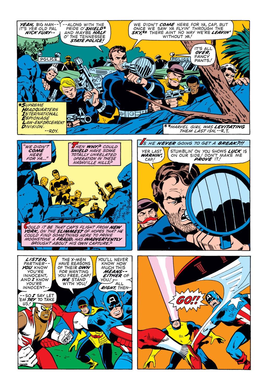 Captain America (1968) Issue #173 #87 - English 3