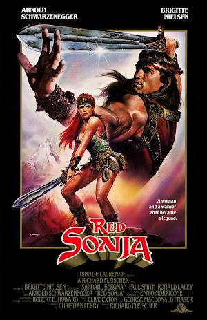 Pemain Red Sonja