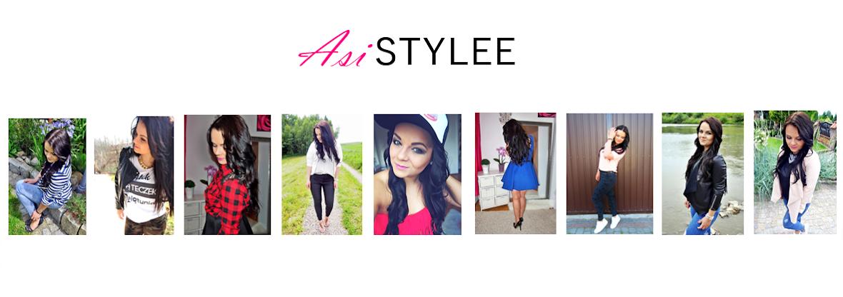 ASISTYLEE - moda, diy, recenzje, liestyle
