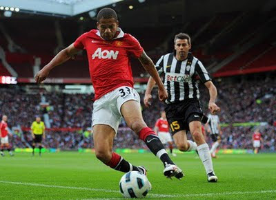 Friendly Match Tiago Bebe Manchester United vs Juventus