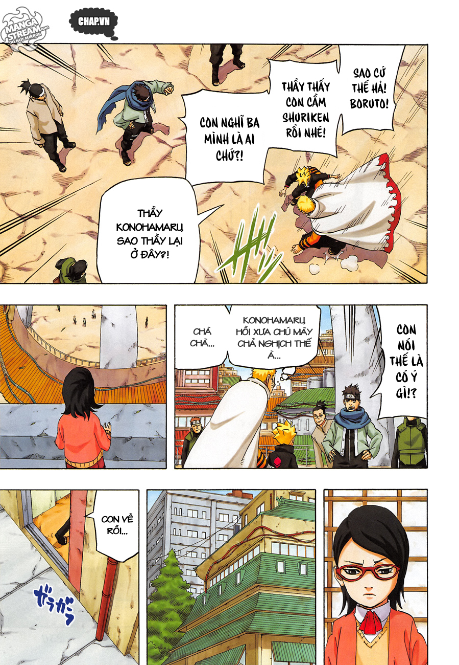 Naruto chap 700 – Chap cuối Trang 17