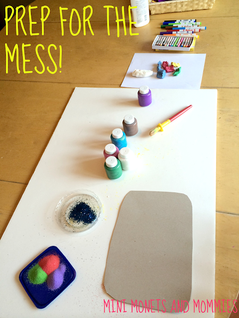 Kids' crafts