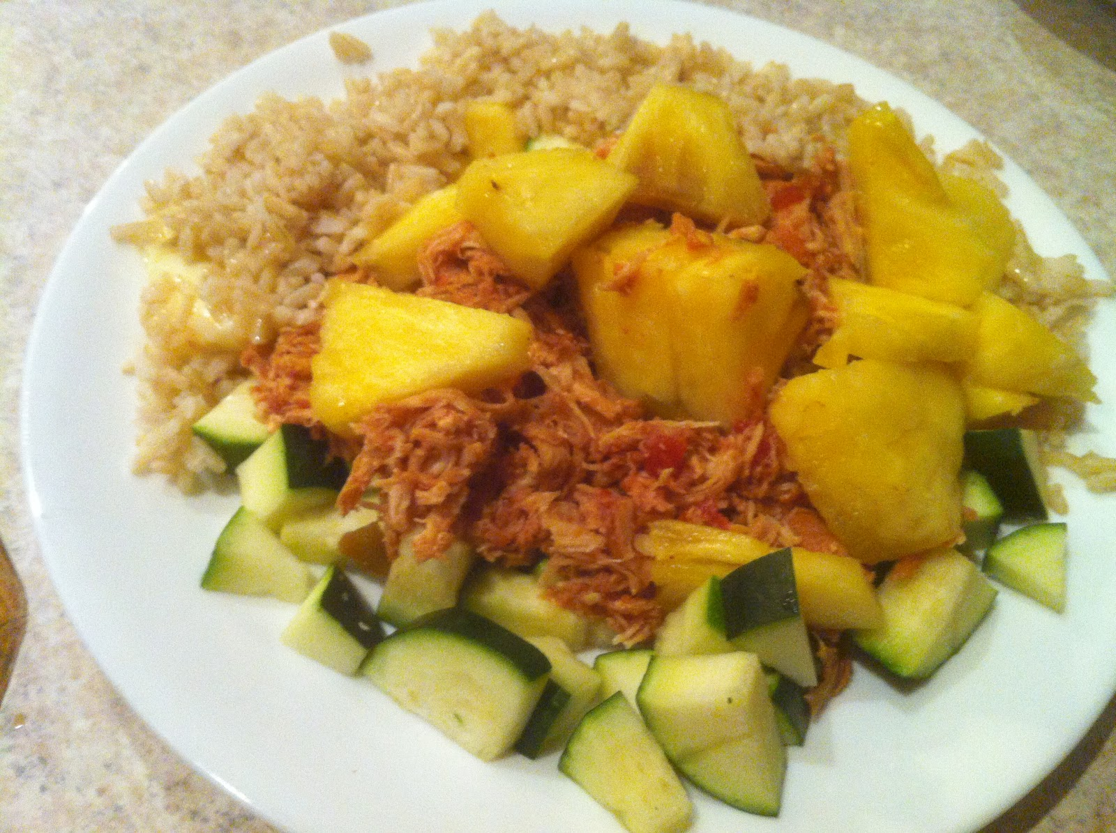 My Journey: Slow Cooker Pineapple Chicken