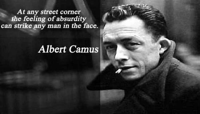 the world in the eyes of albert camus