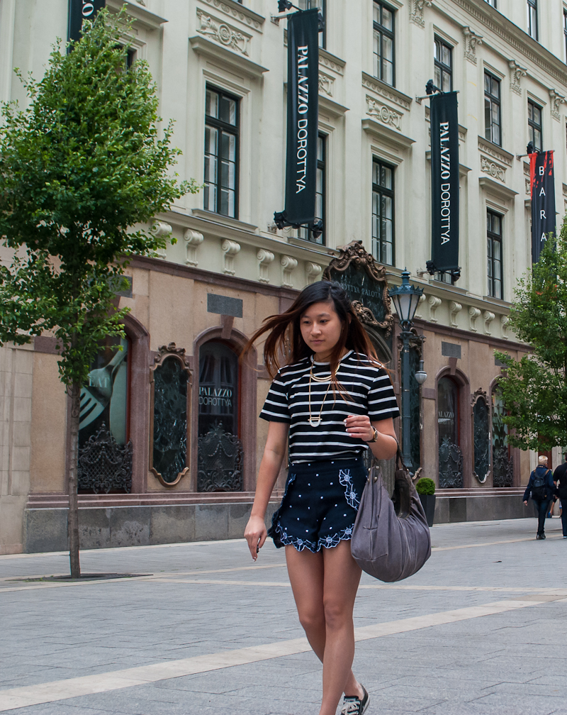 fashion post, outfit featuring sheinside and primark monochrome outfit