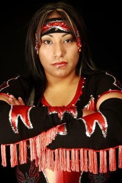 Mari Apache - Mexican Women Wrestling